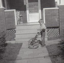 65 : Le défi de la bicyclette