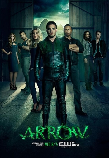 arrow.season.2.poster
