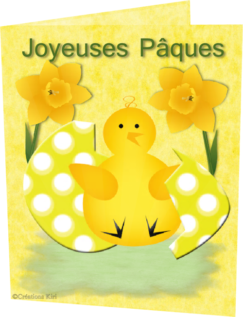 Cartes de Pâques