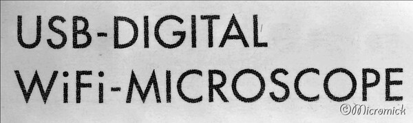Microscope WiFi