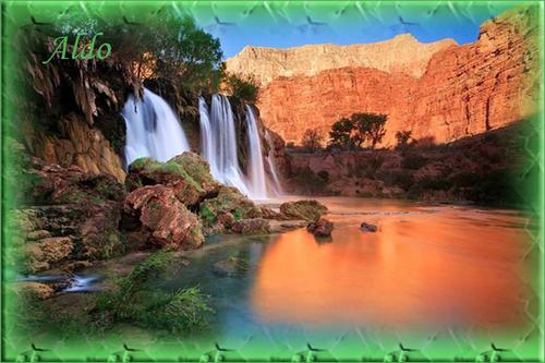 PPS Havasu Falls