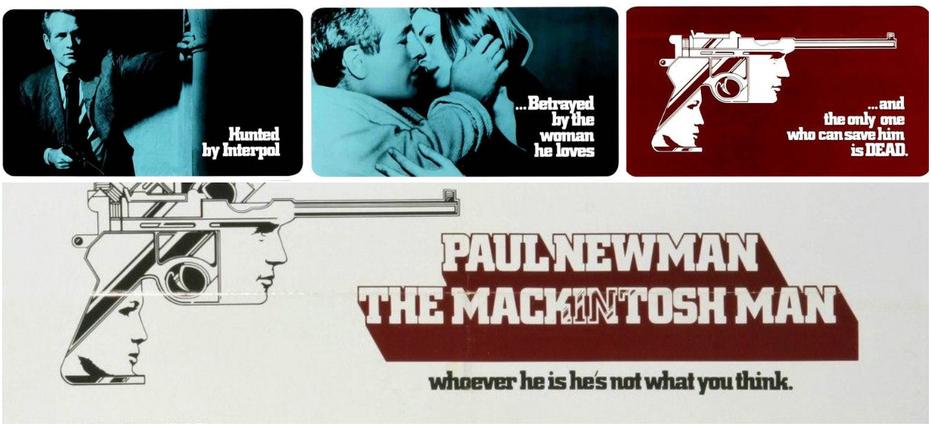 the mackintosh man box office usa 1973