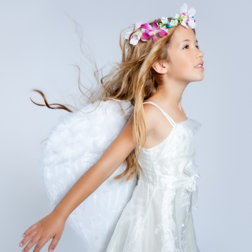 Fantasy kids angels