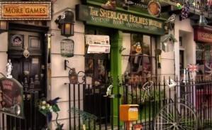 Mysteries of Sherlock Holmes museum