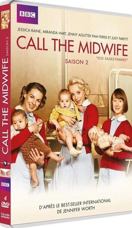 "Call the midwife Saison 1&2 ""DVD Série Télé"""