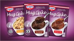 "J'ai testé le ""mug cake"" de Dr Oetker"