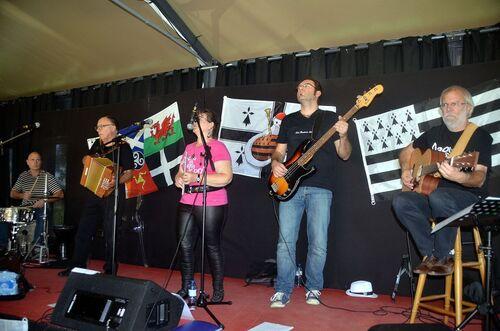 FEST DEIZ à la Guinguette de MoulinSart à Fillé-sur-Sarthe