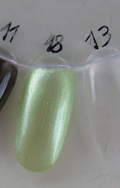 Swatch : Kiko - Lime green - n°268