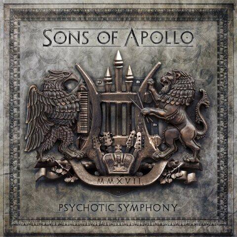 SONS OF APOLLO - Les détails du premier album ; titre en écoute