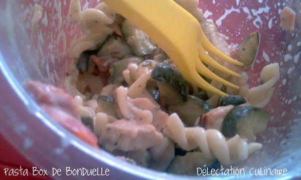 Test Pasta Box de Bonduelle