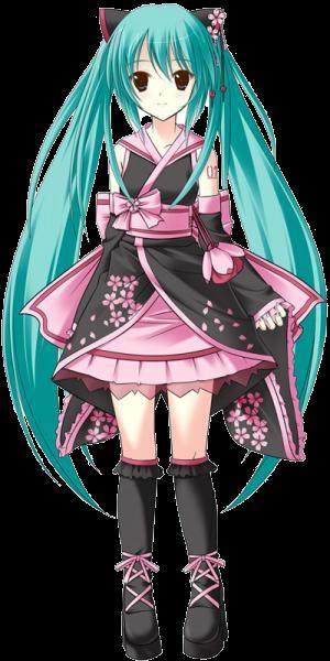 [01] Hatsune Miku