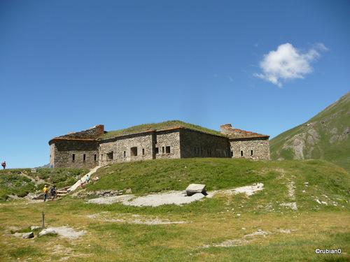 Le fort de Ronce