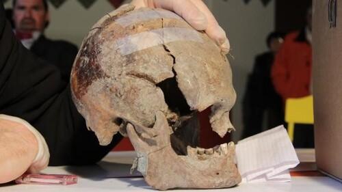 Un descendant du « preux chevalier » Bayard assure avoir retrouvé sa tête