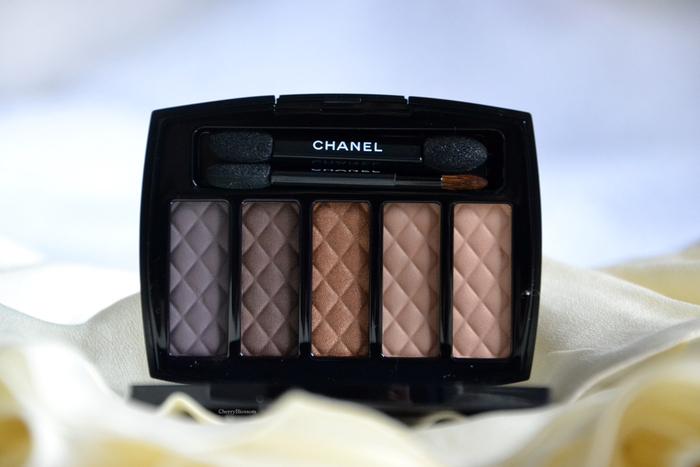 Les Ombres Matelassées de Chanel