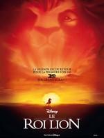 Le Roi lion affiche