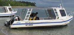 Agrément nautique - Babou - Hienghene - Nouvelle Caledonie
