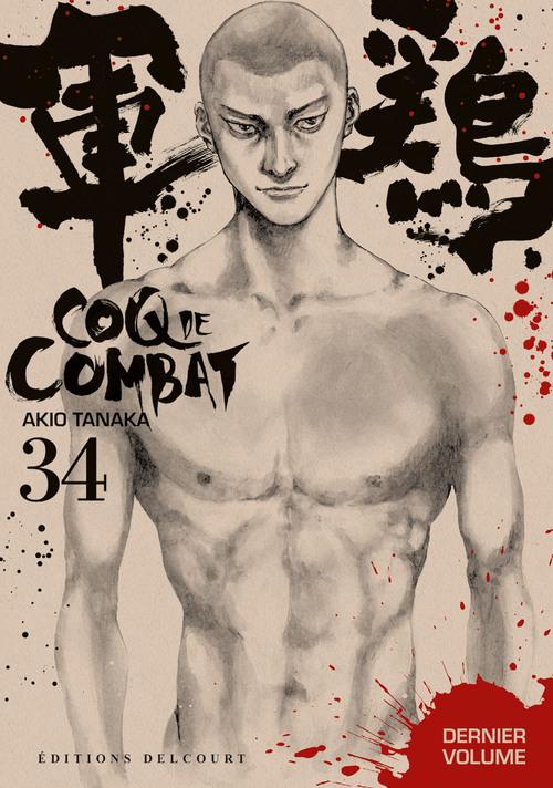 Coq de combat - Tome 34 - Akio Tanaka