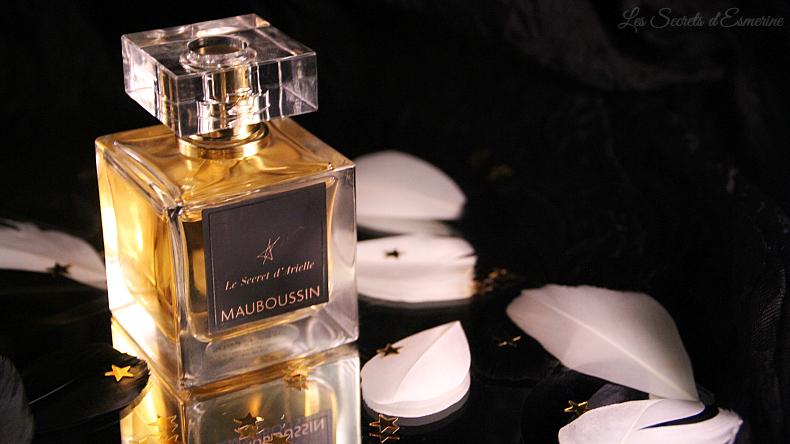 parfum floral mauboussin le secret d'arielle