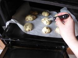 Suite de la Recette au cookie