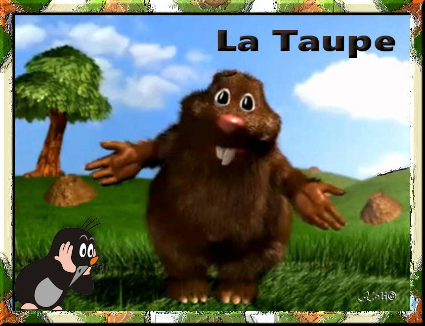La taupe (Fable)