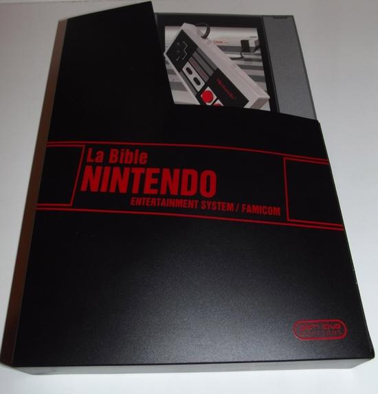 Livre La bible Nintendo 01
