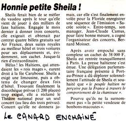 Novembre 1988 : Interview sur RFO