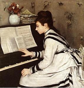 Secretly--1878--Eva-Gonzales