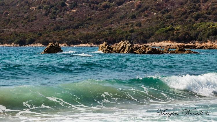 Corse : Serra di Ferro, Retour à Cupabia