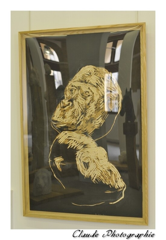 Exposition  Sculptures animalières à Mont de Marsan