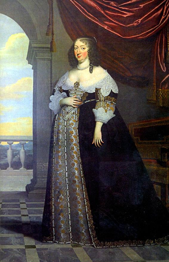 Anne d'Autriche - Chœur Montjoie Saint Denis