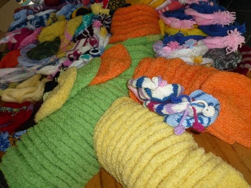 Bonnets pour Save the Children