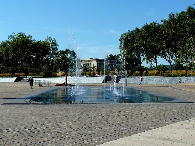 Fontaine de la République à Metz 9 Marc de Metz 18 09 201