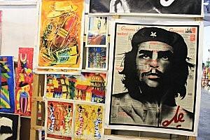 Cuba-La Havane(57) marché artisanal