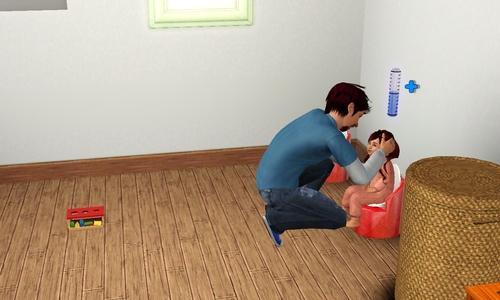 Chapitre 65: Le retour des parents.