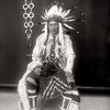 Ahlakat. Nez Perce. 1912. Photo by De Lancey W. Gill. Source - National Anthropological Archives.