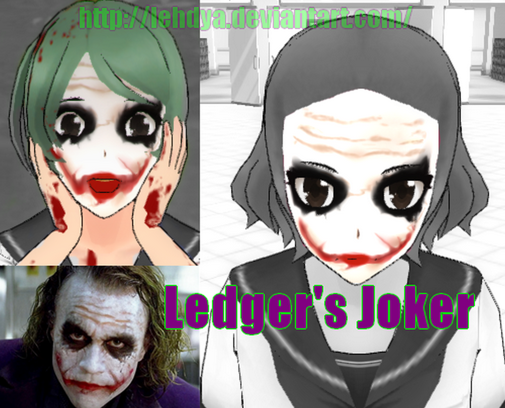 Face Joker (The Dark Knight)