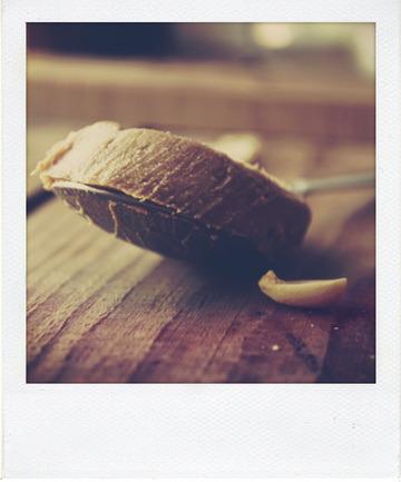 Fudge au beurre de cacahuète