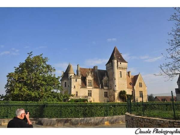 Château des Milandes - Dordogne - Aquitaine - 13 Avril 2014