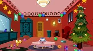 Jouer à Christmas dream house escape