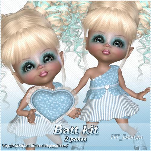 Katt&Batt kit
