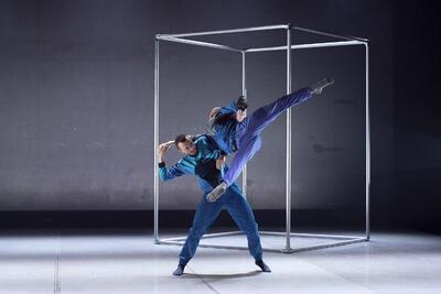 dance ballet sadler's wells theater richard alston
