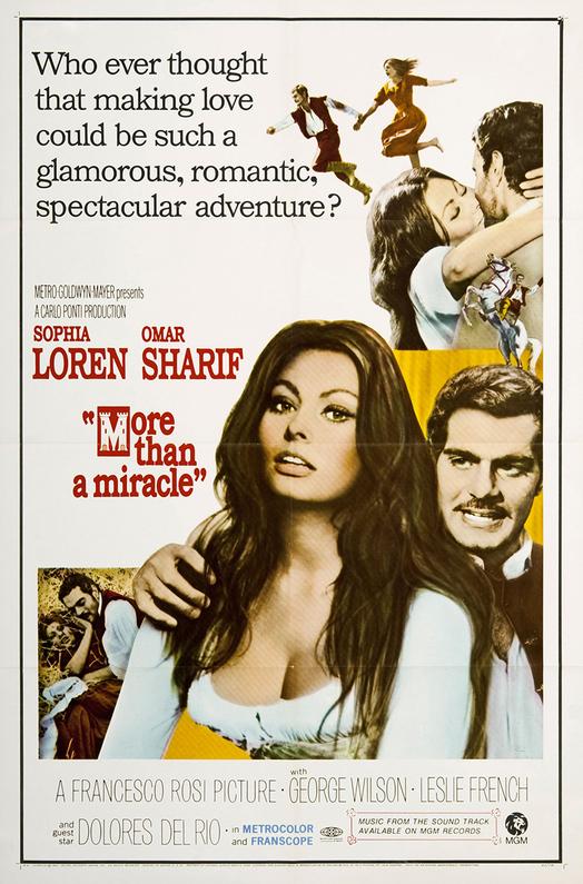 LA BELLE ET LE CAVALIER - C'ERA UNA VOLTA...box office usa 1967