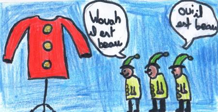 Conte E - Noël en panique