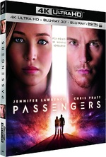 [Ultra HD Blu-ray] Passengers