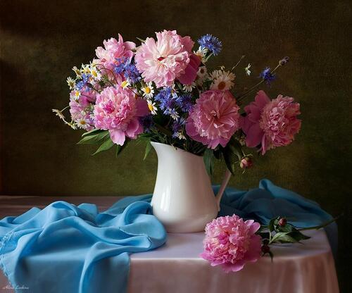 Fleurs ..