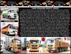 CAMC HUALING HEAVY TRUCK
