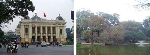 1° mars, de Hanoi