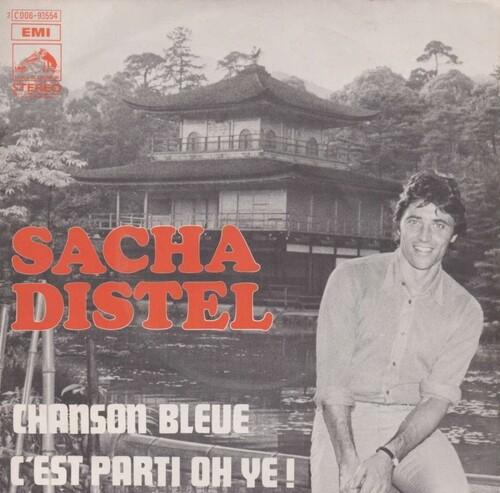 Sacha Distel - Chanson Bleue 01