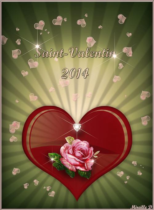 Bonne Fête de Saint-Valentin en Musique