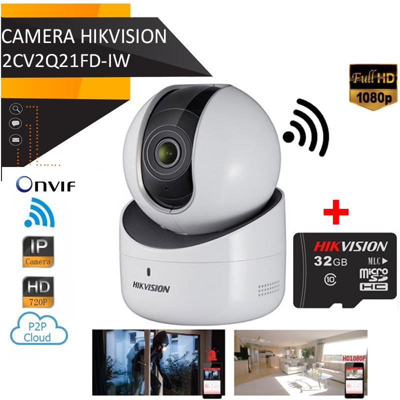 Lắp camera wifi HIKVISION chất lượng tại Quận 6 giá rẻ chọn mua camera wifi Quận 6 uy tín tại An Thành Phát